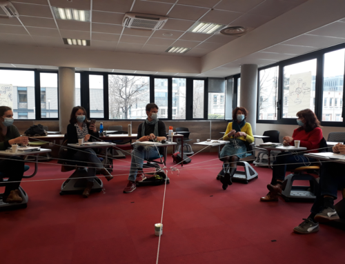 First i2connect training in France