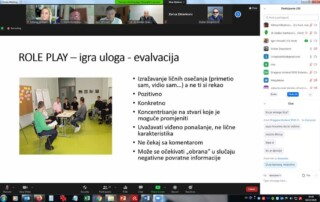 CECRA training in Serbia