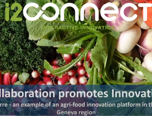Collaboration promotes Innovation – Star'Terre as an example of an agri-food innovation platform