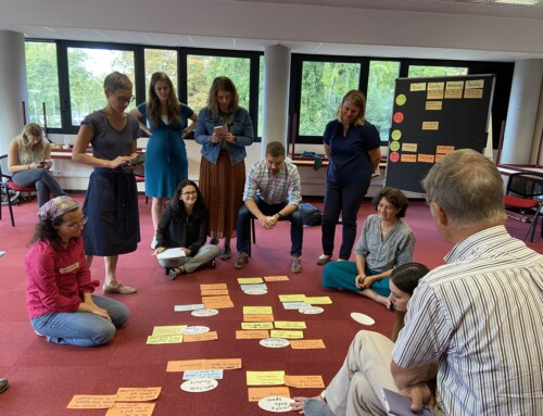 Trainees reflection about the second trainers training in Lyon